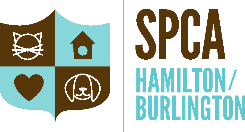 SPCA of Hamilton/Burlington Logo