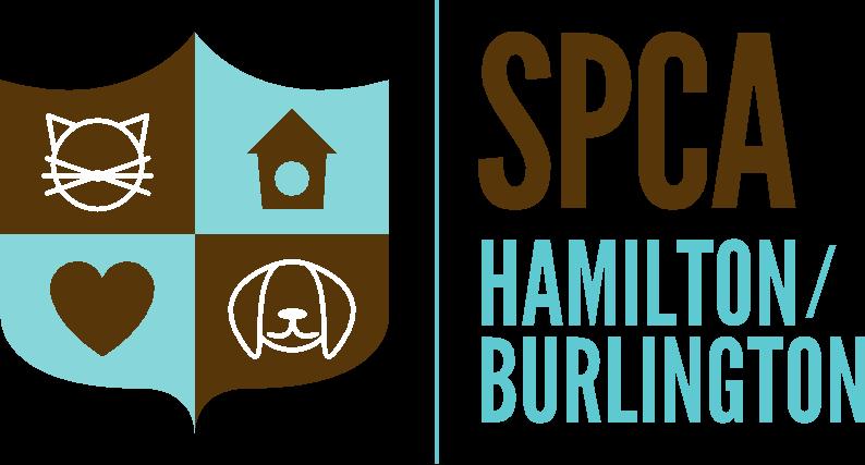 SPCA of Hamilton/Burlington Logo